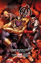 Hickman, Jonathan Avengers Time Runs Out 3