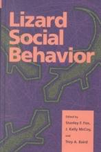 Fox, Stanley F. Lizard Social Behavior