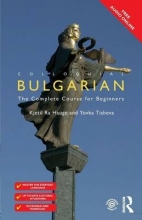 Ra Hauge, Kjetil Colloquial Bulgarian