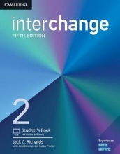 Richards, Jack C. Interchange Level 2 Student`s Book with Online Self-Study