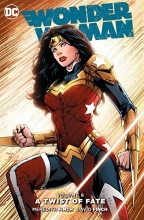 Finch, Meredith Wonder Woman 8