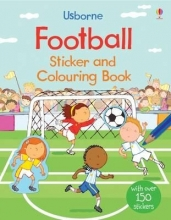 Taplin, Sam Football Sticker and Colouring Book