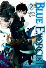 Kato, Kazue Blue Exorcist 2