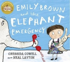 Cowell, Cressida Emily Brown and the Elephant Emergency