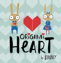 Binny Origami Heart