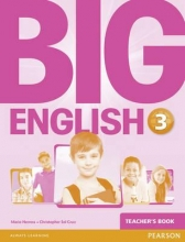 Herrera, Mario Big English 3 Teacher`s Book