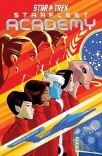 Johnson, Mike,   Parrott, Ryan Star Trek Starfleet Academy