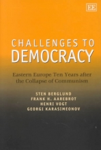 Berglund, Sten Challenges to Democracy