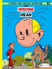 Franquin The Wrong Head