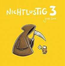 Sauer, Joscha Nichtlustig 03 (Nicht lustig)