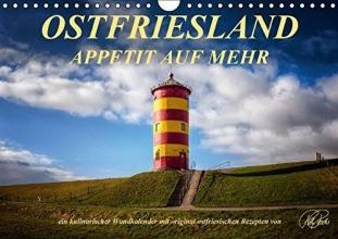 Roder, Peter Ostfriesland - Appetit auf mehr Geburtstagskalender (Wandkalender 2016 DIN A4 quer)