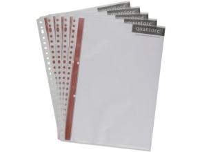, Showtas Quantore A4 23-gaats PP 0.06 nerf 10 stuks