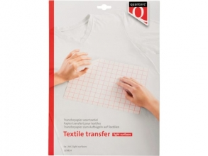 , Inkjet transferpapier voor textiel Quantore lichte kleding