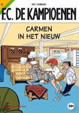 Hec  Leemans F.C. De Kampioenen 57 Carmen in het nieuw