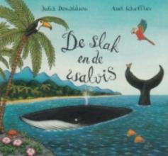 Julia  Donaldson Slak en de walvis