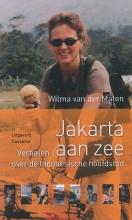 W. van der Maten NOS-correspondentenreeks Jakarta aan zee