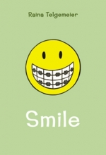 Raina  Telgemeier Smile