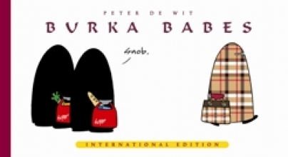 Peter de Wit Burka Babes International edition
