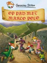 Geronimo  Stilton Op pad met Marco Polo