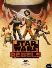 Moleworth,,Bob/ Fisher,,Martin Star Wars Rebels 02
