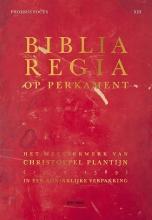 Dirk Imhof , Perkamenten Biblia regia