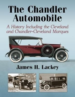 James H. Lackey,The Chandler Automobile