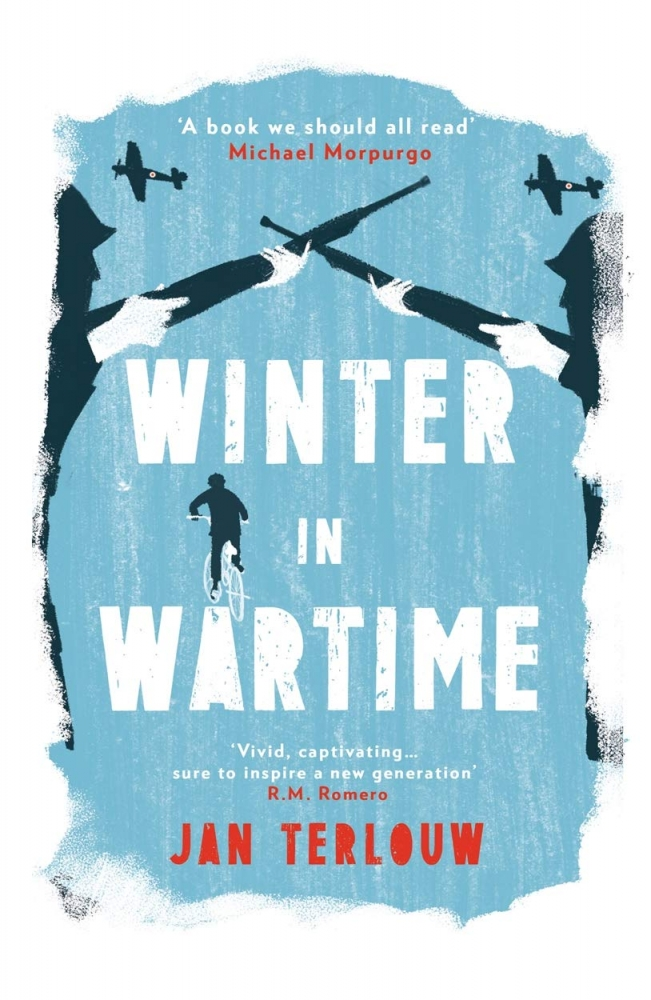 jan terlouw,Winter in wartime
