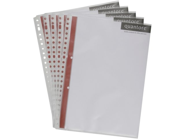 ,Showtas Quantore A4 23-gaats PP 0.06 nerf 10 stuks