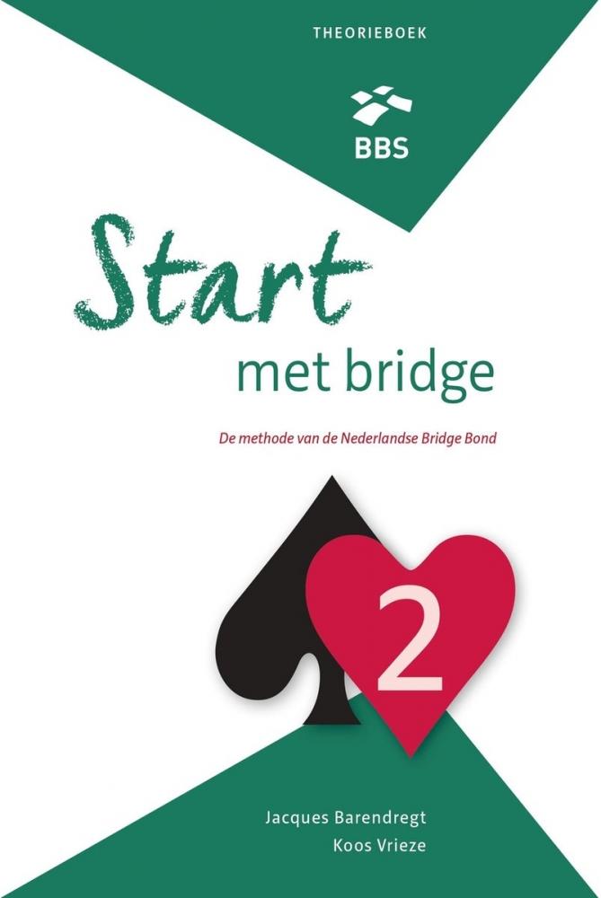Koos Vrieze, Jacques Barendregt,Start met bridge 2 - theorieboek