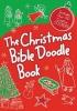 Parker, Amy, The Christmas Bible Doodle Book