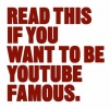 Eagle, Read This if You Want to Be YouTube Famous