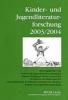 , Kinder- und Jugendliteraturforschung 2003/2004
