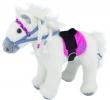 ,<b>Miss melody knuffel paard wit 25 cm hoog</b>