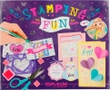,<b>Top model stempel fun creatief</b>