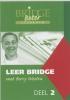 Berry Westra, Leer Bridge met Berry Westra dl 2