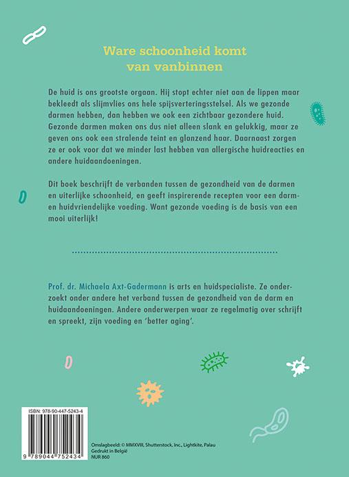 Michaela  Axt-Gadermann, Regina  Rautenberg,Gezonde darmen voor een stralende huid