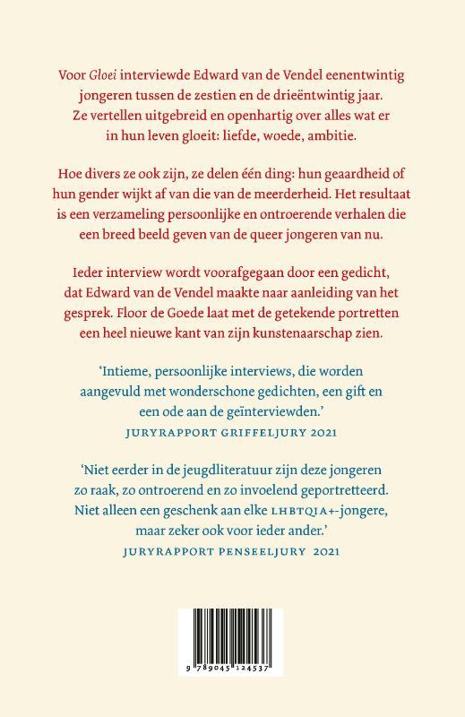 Edward van de Vendel,Gloei