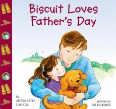 Capucilli, Alyssa Satin Biscuit Loves Father`s Day