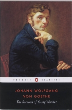 Johann Wolfgang von Goethe,   Michael Hulse The Sorrows of Young Werther