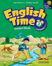 English Time 3. 2nd edition. Student`s Book and Audio CD