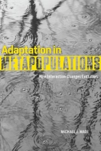 Michael J. Wade Adaptation in Metapopulations