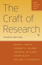 Booth, Wayne C. The Craft of Research
