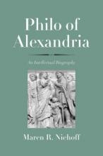 Maren R. Niehoff Philo of Alexandria
