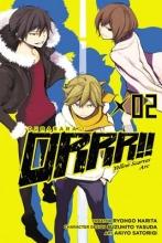 Narita, Ryohgo Durarara!! Yellow Scarves Arc 2