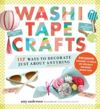 Amy Anderson Washi Tape Crafts