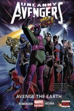 Remender, Rick Uncanny Avengers 4