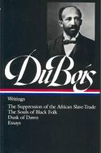 Du Bois, W. E. B. W.E.B. Dubois