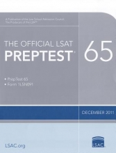 Law School Admission Council The Official LSAT Preptest 65