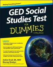 Krull, Achim K. GED Social Studies for Dummies