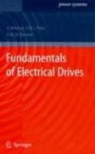 Veltman, André Fundamentals of Electrical Drives